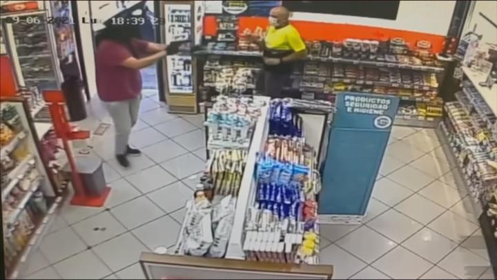 Atraco a punta de pistola en una gasolinera de Seseña
