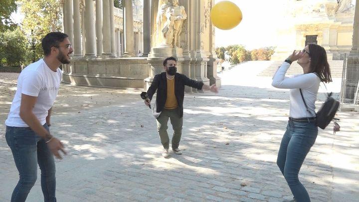 Llega el mundial de globos de la mano de Ibai Llanos y Gerard Piqué
