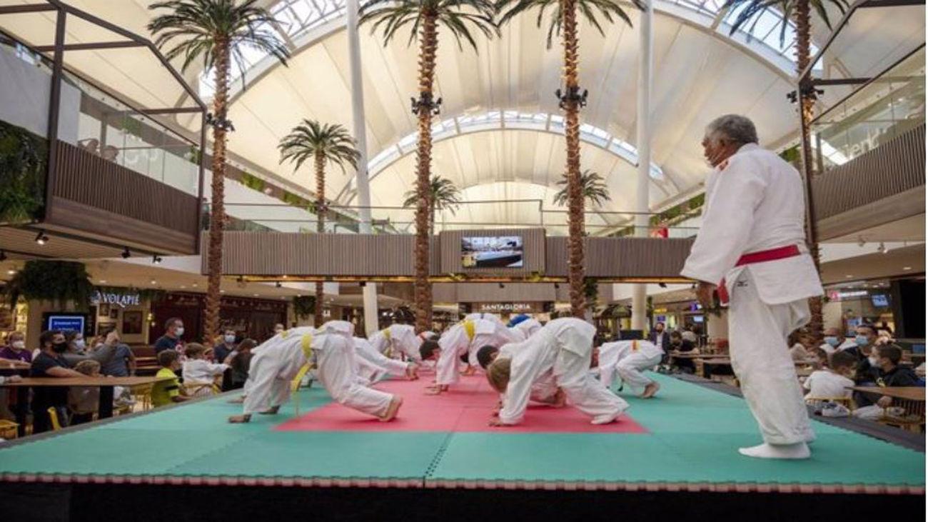 Exhibiciones de judo, taekwondo, esgrima o yoga, hasta el domingo en los X-Games en intu Xanadú