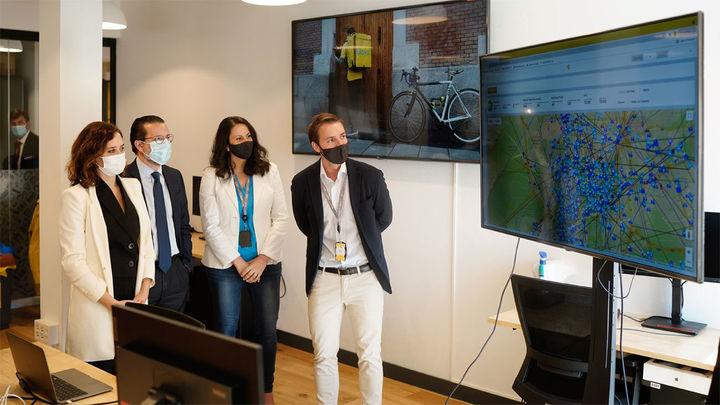 Glovo elige Madrid para la puesta en marcha de su nuevo 'hub' tecnológico