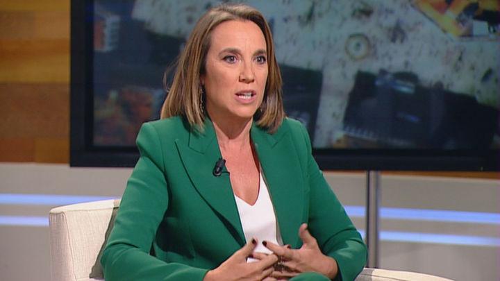 """Gamarra: """"Los presupuestos no están hechos en igualdad sino para que Sánchez siga en La Moncloa"""""""