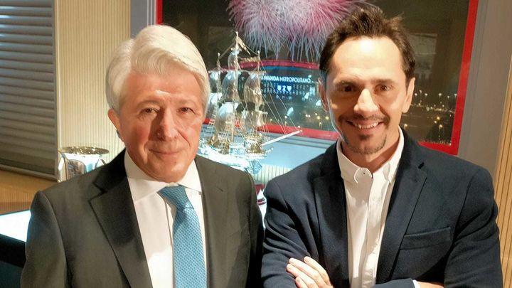Telemadrid inicia una ronda de entrevistas con los presidentes de clubes de fútbol