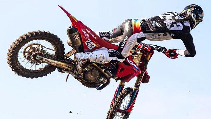 El espectáculo del motocross mundial, en Arroyomolinos