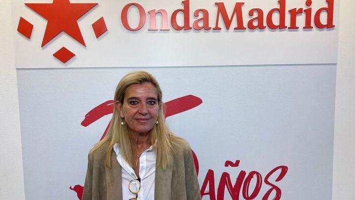 """Mariola Vargas : """"Ser alcaldesa de Collado Villalba es un trabajo muy bonito"""""""