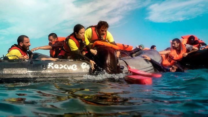 """""""En 'Mediterráneo' mostramos un tema tan sencillo y humano como salvarle la vida a una persona"""""""