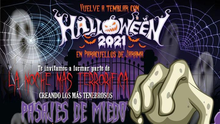 Tras la pandemia, Paracuellos de Jarama recupera el mejor Halloween de Madrid