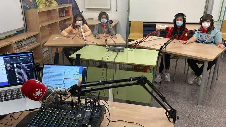 La Radio del Cole: El Olivo, Coslada 16.10.2021