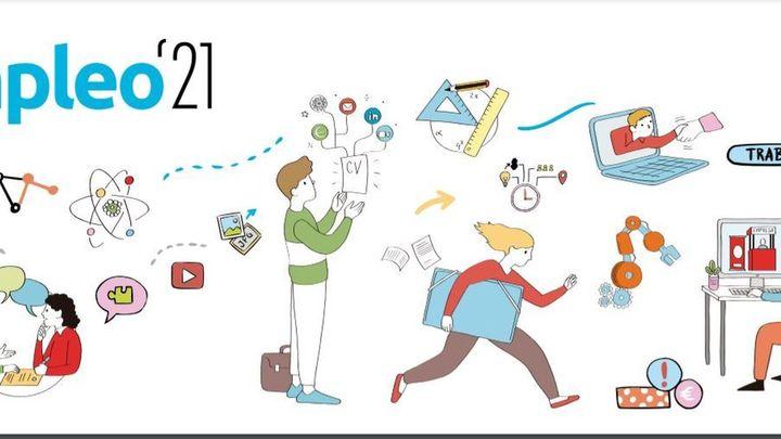 Más de 160 empresas participarán en Forempleo 2021 los próximos 20 y 21 octubre