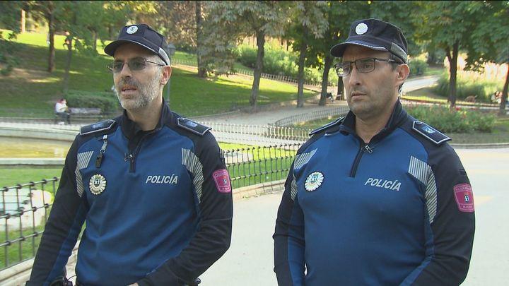 Aumentan los agentes tutores de la Policía Municipal para alejar a los menores de los botellones