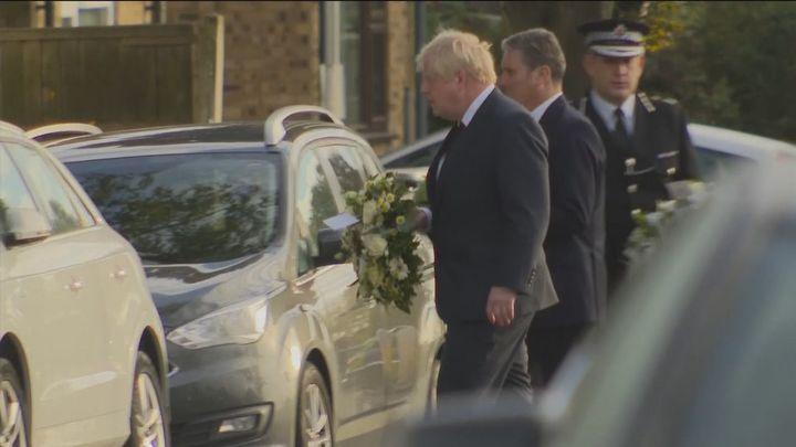 Se investiga como atentado terrorista el asesinato de un diputado conservador en Londres