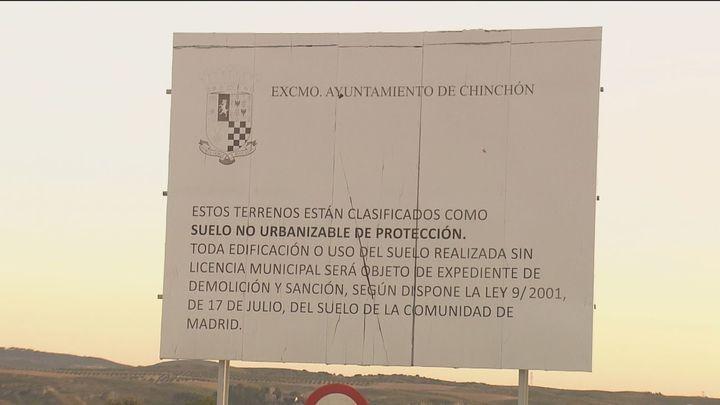 Las poblaciones del Valle del Tajuña piden la intervención del Gobierno ante los asentamientos ilegales