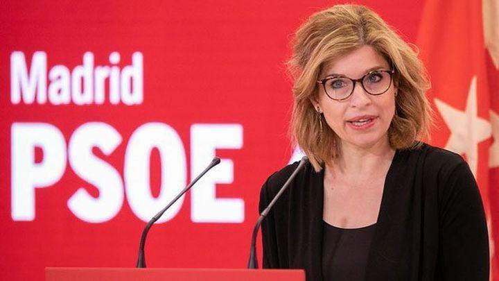 Hana Jalloul, nueva responsable del área internacional del PSOE