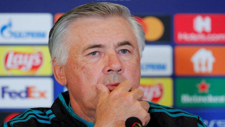 """Ancelotti: """"El equipo sabe lo importante que es el partido contra el Shakhtar"""""""