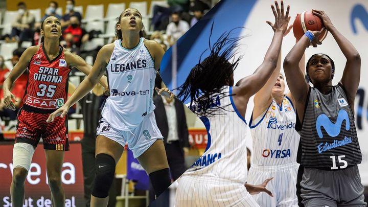 Duras derrotas del Estudiantes y Leganés en la liga femenina de baloncesto