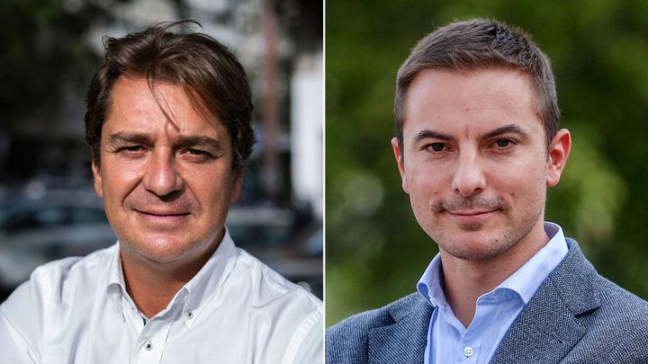 Ayala y Lobato enfilan la recta final de las primarias del PSOE en Madrid