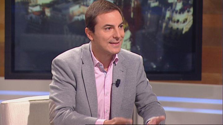 """Juan Lobato: """"No es incompatible recuperar el voto de la izquierda y el del centro"""""""