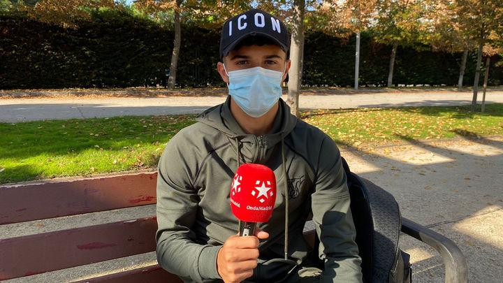 La entrevista más emotiva al rayista Mario Hernández