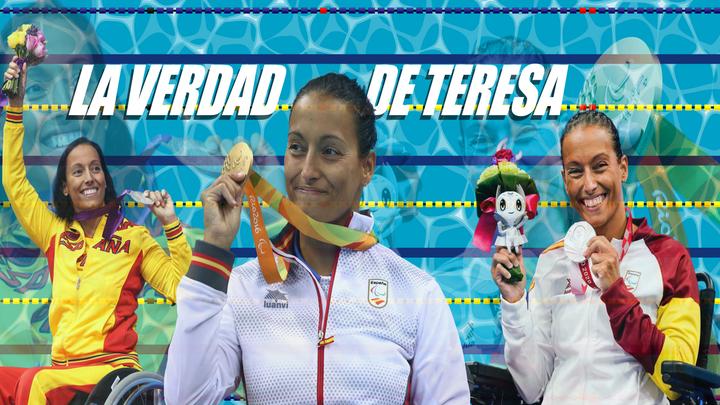 """Teresa Perales piensa ya en ir """"de cabeza"""" a París, sus séptimos Juegos Paralímpicos"""