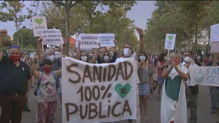 Directores de más de 20 centros de salud de Madrid anuncian dimisiones si no se refuerzan las plantillas