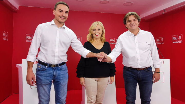 Ayala ofrece la vicesecretaria a Lobato si gana las primarias del PSOE-M