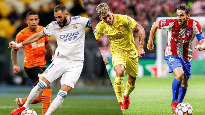 La Noche de Champions de Onda Madrid 19.10.2021