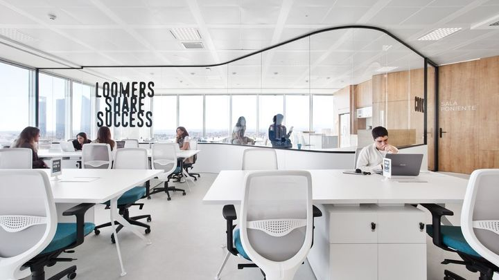 El alquiler de oficinas crece un 9% en Madrid