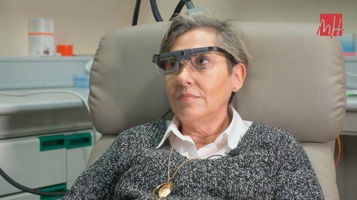 Una mujer ciega consigue recuperar parcialmente la visión con un implante cerebral