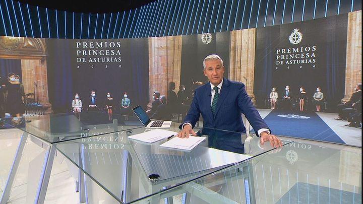 Los Premios Princesa de Asturias regresan al Teatro Campoamor