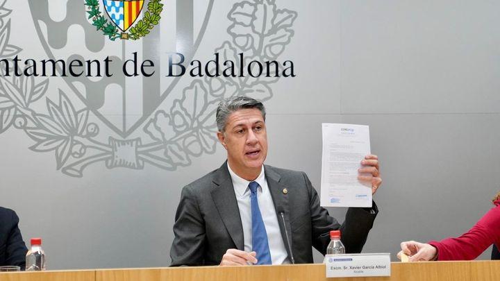 El Ayuntamiento de Badalona pasará a manos del PSOE tras desalojar a Albiol por los 'Papeles de Pandora'