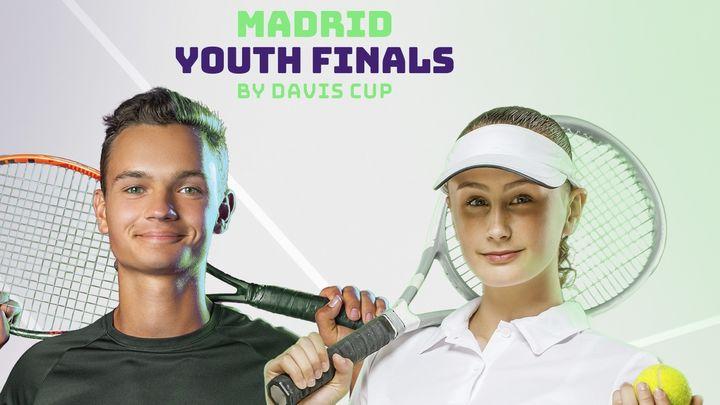 Las 'Madrid Youth Finals' de tenis llegan a Madrid