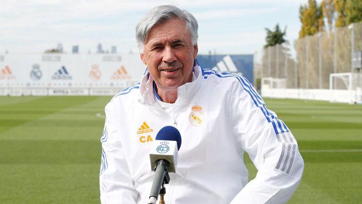 """Ancelotti: """"El clásico es especial y veo a los jugadores concentrados y motivados"""""""
