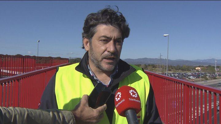 La Comunidad de Madrid repara pasarelas y viaductos de la M-607
