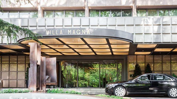 Así es el renovado Hotel Villamagna