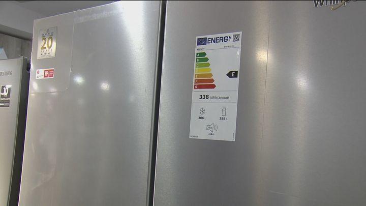 Si dispara la demanda de electrodomésticos de mejor calificación energética