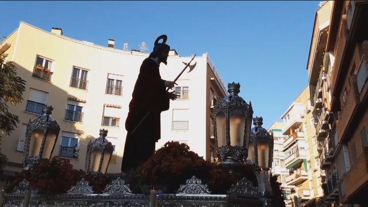 Nervios en Alcorcón ante la vuelta a las calles de San Judas Tadeo