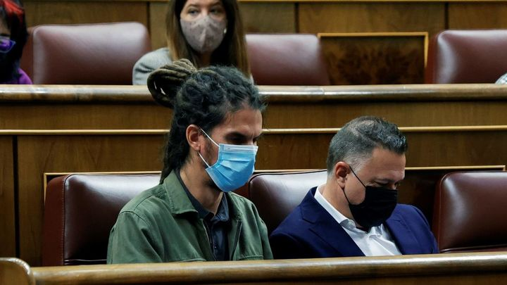 El Supremo deja claro al Congreso que Alberto Rodríguez está condenado a inhabilitación