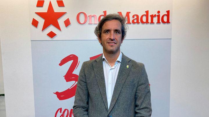 El lado más humano de... Aitor Retolaza, alcalde de Alcobendas