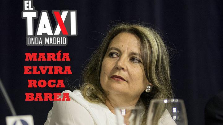 El Taxi de Elvira Roca Barea. Sé que lo hicisteis el último imperio