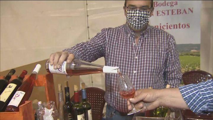 La Feria de Vino de Cadalso reúne a 10 bodegas de Madrid y una de Ávila