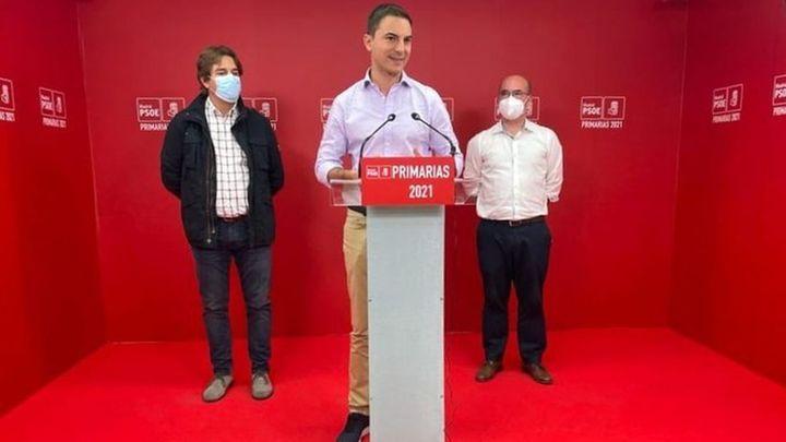 Juan Lobato elegido por la militancia nuevo secretario general del PSOE-M