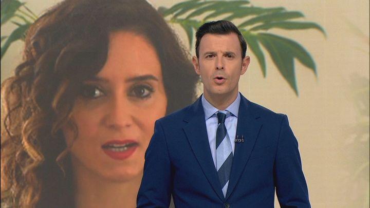 Ayuso  cree que Sánchez liberará a los presos etarras