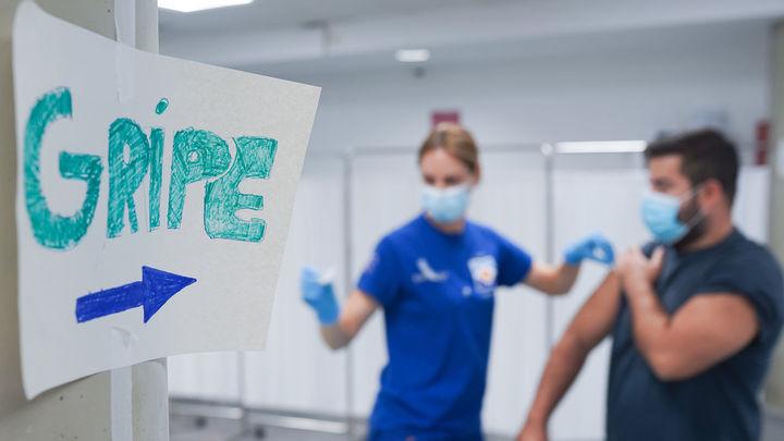 Vacunación gripe, archivo