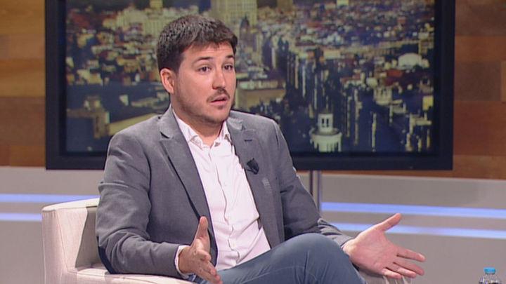 """Gómez Perpinyá: """"Estamos de acuerdo con la educación gratuita, pero no en que Vox use ese titular y ese reclamo"""""""