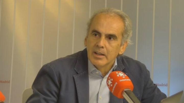 """Ruiz Escudero: """"Hay algunos casos en Madrid sospechosos de la variante Delta Plus"""""""
