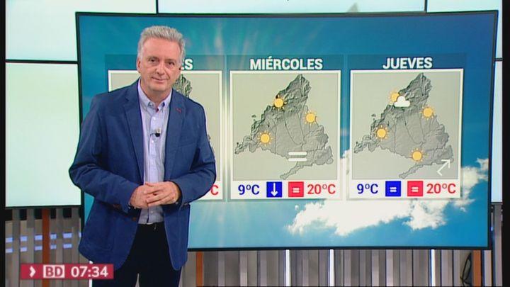 Madrid despedirá octubre con estabilidad en los cielos a la espera de lluvias en el puente de Todos los Santos
