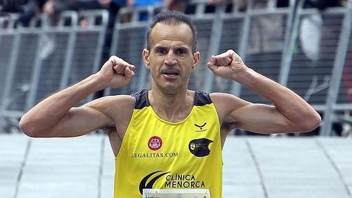 El guadarrameño Cuadrillero, dos récord del mundo en una semana