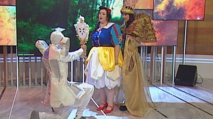 El musical inclusivo 'Blancanieves' reinventa el clásico con actores con distintas capacidades