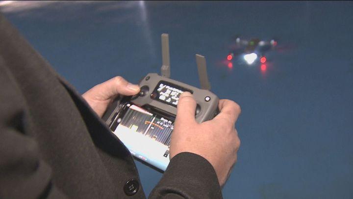 En Cuatro Vientos se forman los pilotos de drones, una profesión con futuro