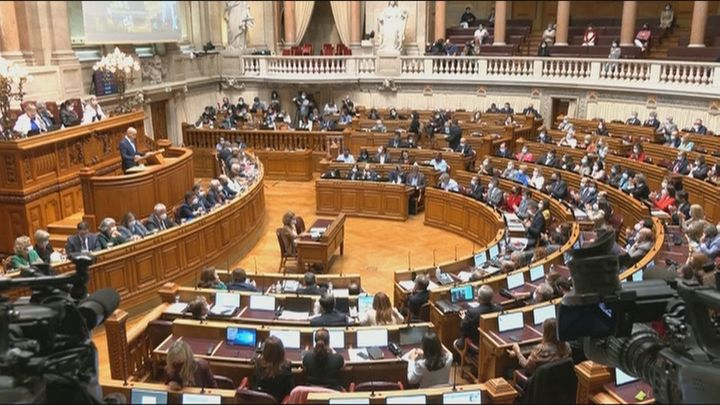 Portugal al borde del anticipo electoral por el rechazo de los Presupuestos