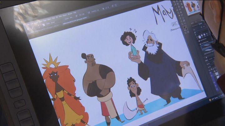 Los mejores de la animación están en Madrid